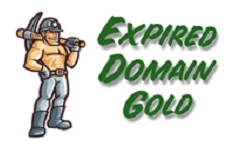 Expired Domain Gold software